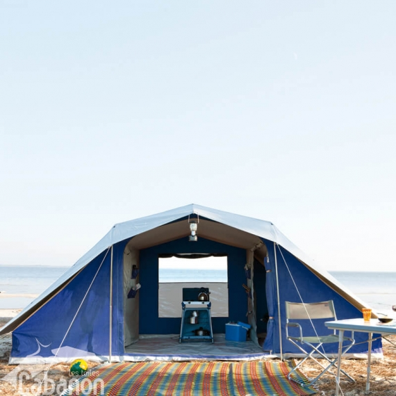 bora bora tente de camping. Black Bedroom Furniture Sets. Home Design Ideas